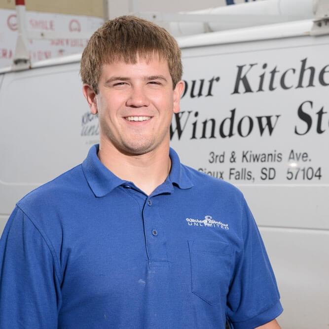 Tyler Lund Kitchen & Windows Unlimited Sioux Falls, SD